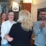Hysterical laughter during play workshops for adults